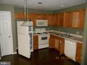 Kitchen - 7115 WYTHEVILLE CIR, FREDERICKSBURG
