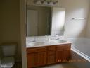 Master Bath - 7115 WYTHEVILLE CIR, FREDERICKSBURG
