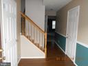 Foyer - 7115 WYTHEVILLE CIR, FREDERICKSBURG