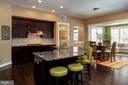 Spacious open floor plan. - 41139 WHITE CEDAR CT, ALDIE