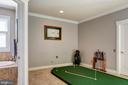 Master bedroom sitting area. - 41139 WHITE CEDAR CT, ALDIE