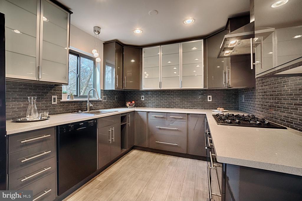Full Kitchen Remodel - 1425 GREEN RUN LN, RESTON