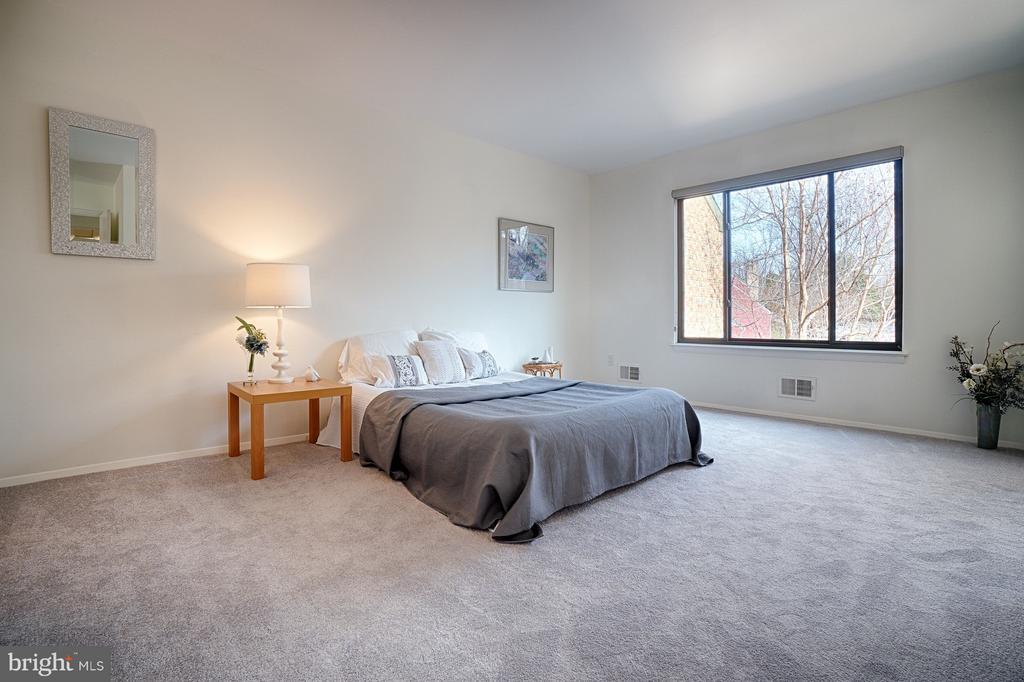 Master Bedroom - 1425 GREEN RUN LN, RESTON
