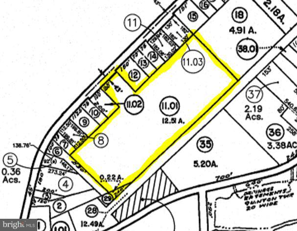 Additional photo for property listing at LOT: 11 01 QUINTON ALLOWAY  Quinton, 新泽西州 08072 美国