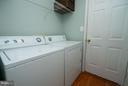 Laundry Room/ Mud Room - 5602 ASSATEAGUE PL, MANASSAS