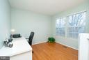 Study /Office off Family Room - 5602 ASSATEAGUE PL, MANASSAS