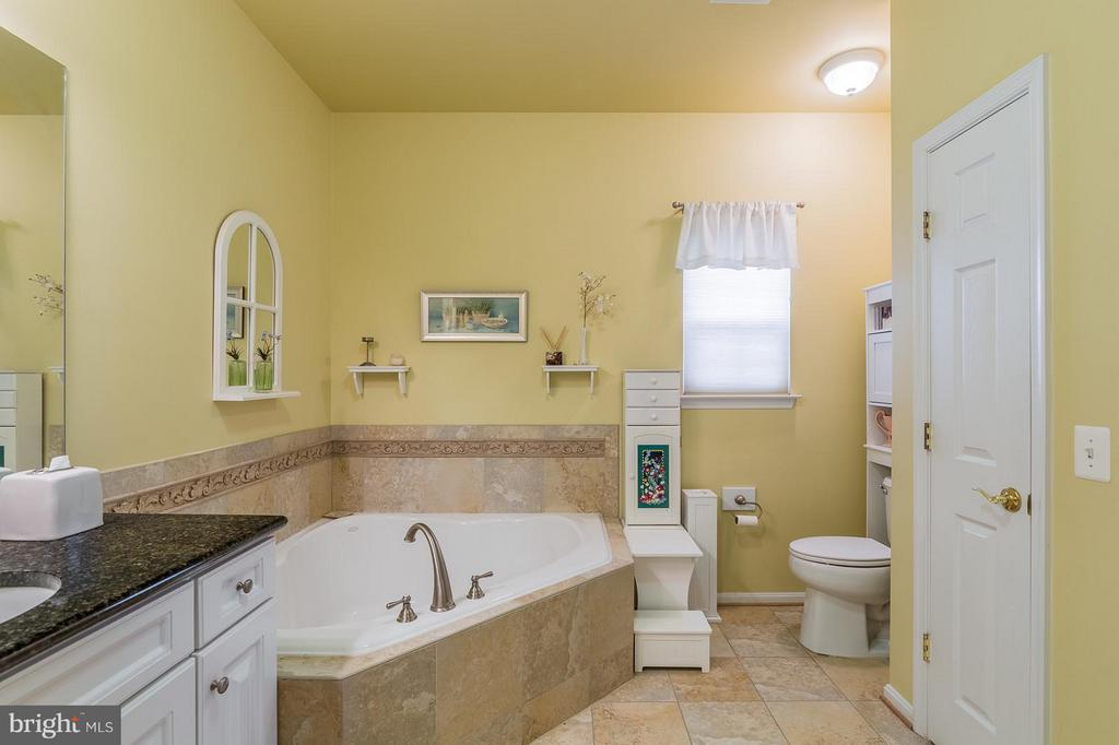 Master Bath Soaking Tub - 3756 RUSSETT MAPLE CT, DUMFRIES