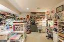Craft Room on Lower Level - 3756 RUSSETT MAPLE CT, DUMFRIES