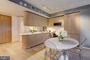 Dining Area and Kitchen - 920 I ST NW #913, WASHINGTON