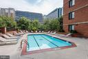 Community pool - 1001 N RANDOLPH ST #518, ARLINGTON