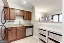 Open kitchen! - 1001 N RANDOLPH ST #518, ARLINGTON