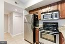 Modern interior - 1001 N RANDOLPH ST #518, ARLINGTON