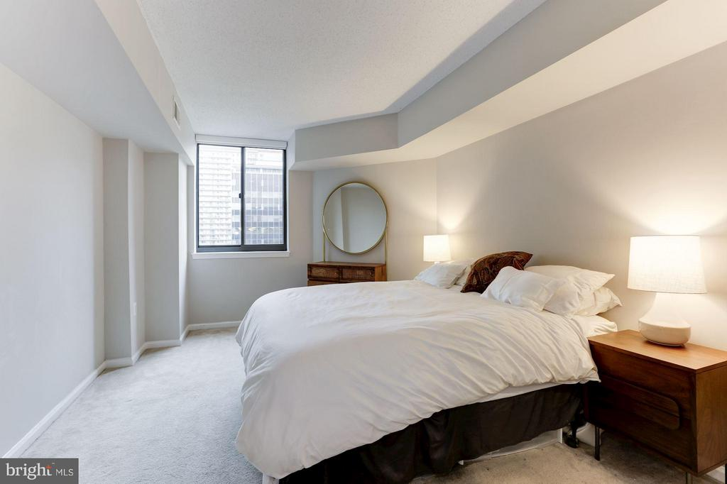 Master bedroom - 1001 N RANDOLPH ST #518, ARLINGTON