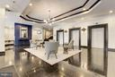 Renovated lobby! - 1001 N RANDOLPH ST #518, ARLINGTON