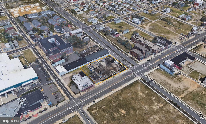 Land for Sale at 617 ATLANTIC Atlantic City, New Jersey 08401 United StatesMunicipality: Atlantic City