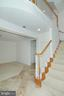 Stairs to Main Level - 701 BELMONT BAY DR, WOODBRIDGE