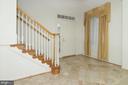 Foyer - 701 BELMONT BAY DR, WOODBRIDGE