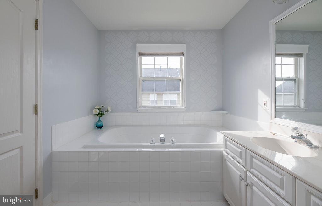 Master Bath - 13375 COLCHESTER FERRY PL, WOODBRIDGE