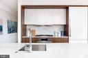 Chefs kitchen - 1427 RHODE ISLAND AVE NW #204, WASHINGTON