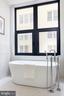 Freestanding bathtub - 1427 RHODE ISLAND AVE NW #204, WASHINGTON