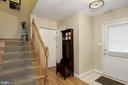 Foyer - 4 HONEY BROOK LN, GAITHERSBURG