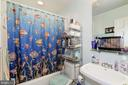 Full Bathroom-Second Level - 4 HONEY BROOK LN, GAITHERSBURG