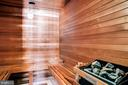 Sauna - 11408 HIGHLAND FARM CT, POTOMAC