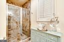 Pool House Full Bath - 11408 HIGHLAND FARM CT, POTOMAC