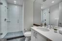GUEST BATH - 1177 22ND ST NW #3D, WASHINGTON