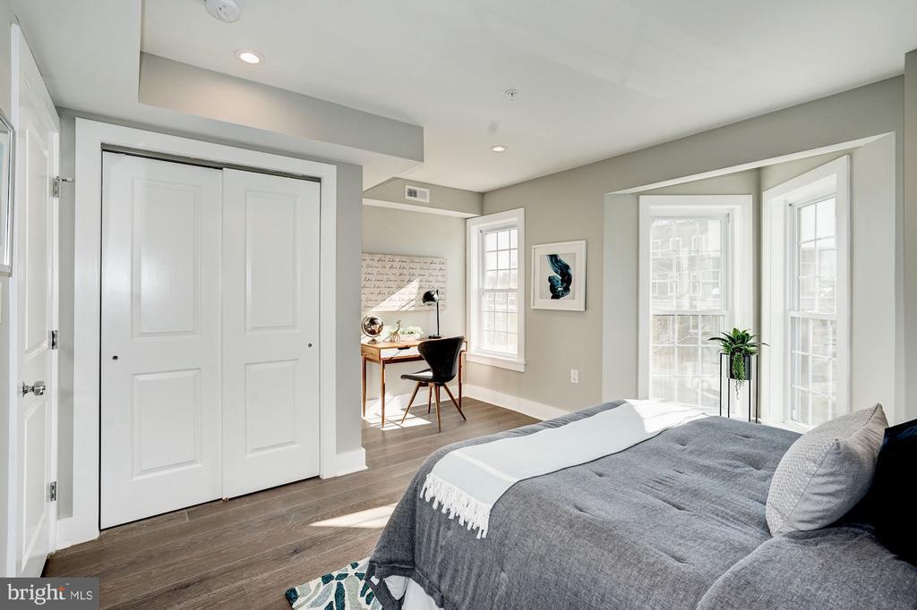 Bedroom - 1826 INDEPENDENCE AVE SE #FOUR, WASHINGTON