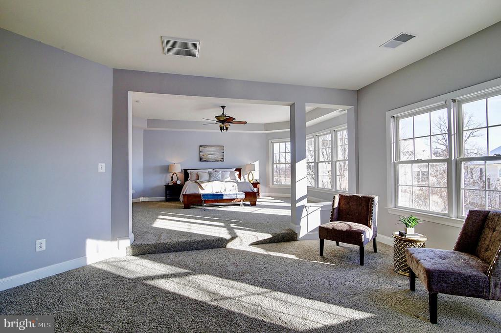 Master Bedroom - 44181 RIVERPOINT DR, LEESBURG