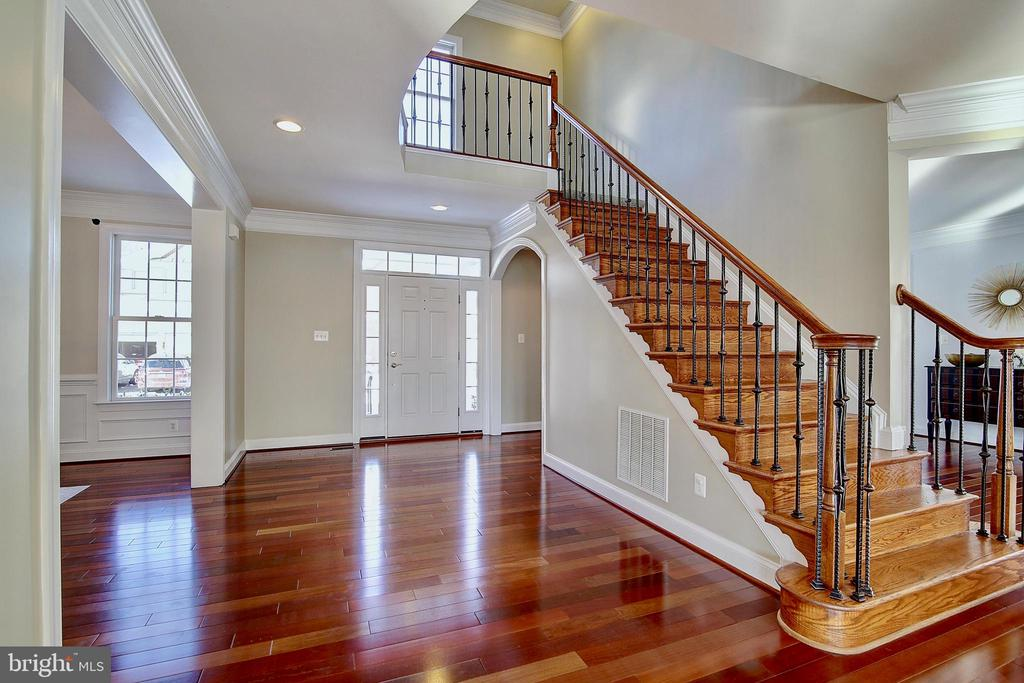 Foyer - 44181 RIVERPOINT DR, LEESBURG
