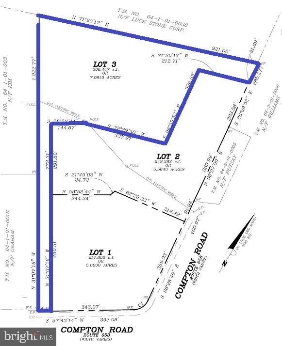 Land for Sale at 15580 Compton Rd Centreville, Virginia 20121 United States