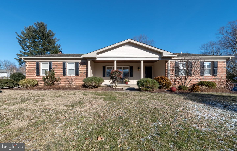Photo of home for sale at 2409 Landon Drive, Wilmington DE