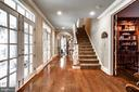 Beautiful natural light shines - 11408 HIGHLAND FARM CT, POTOMAC
