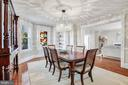 Large Dining Room - 4619 27TH ST N, ARLINGTON