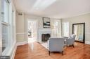 Master Bedroom Sitting Rm/Dressing Rm - 4619 27TH ST N, ARLINGTON