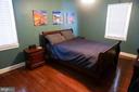 BEDROOM - 2609 ARLINGTON BLVD #56, ARLINGTON