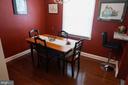 DINING ROOM - 2609 ARLINGTON BLVD #56, ARLINGTON