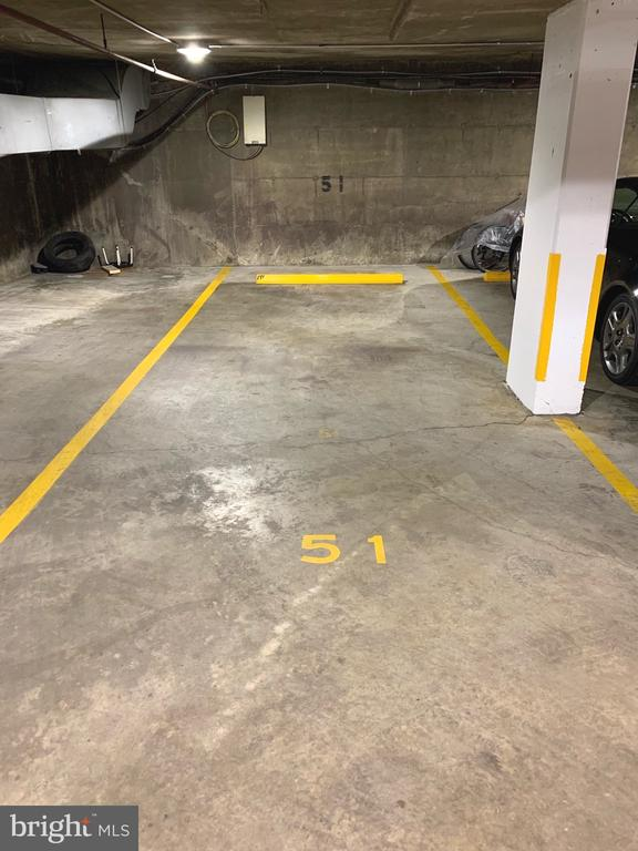 And P51 benefits from easy access and easy egress. - 700 7TH ST SW #P51, WASHINGTON