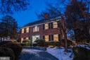 Twilight Front Photo - 11101 ARDWICK DR, NORTH BETHESDA