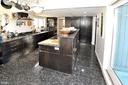 Large kitchen space with eat in space - 11312 WEDGE DR, RESTON