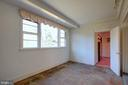 Den leads to Master Bedroom - 4206 COLLEGE HEIGHTS DR, UNIVERSITY PARK