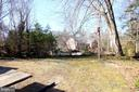 Backyard - 4206 COLLEGE HEIGHTS DR, UNIVERSITY PARK