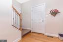 Main Entrance - 6801 OAKCREST CT, NEW MARKET