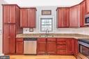 Kitchen - 6801 OAKCREST CT, NEW MARKET
