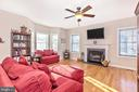 Living Room - 6801 OAKCREST CT, NEW MARKET