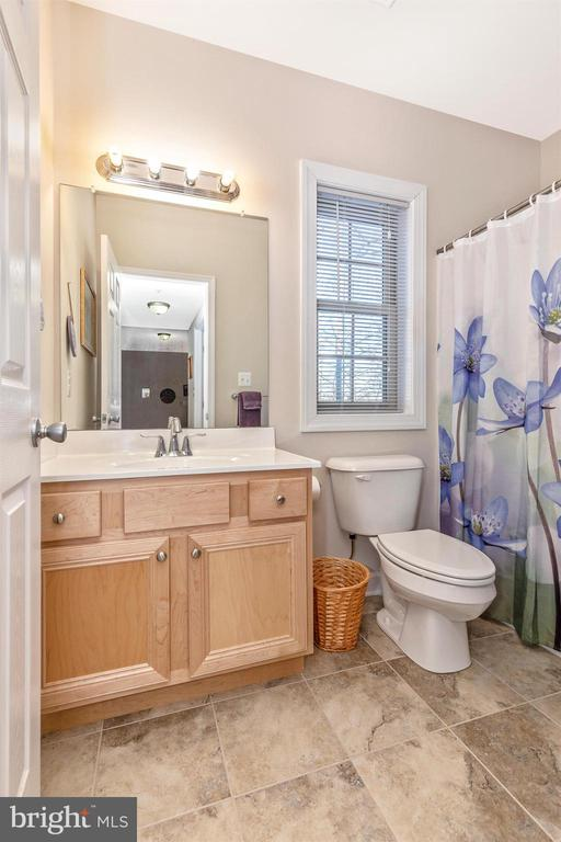 Full Bathroom-Basement - 6801 OAKCREST CT, NEW MARKET
