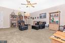 Family Room-Basement - 6801 OAKCREST CT, NEW MARKET