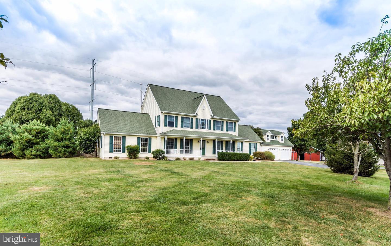 Single Family Homes 용 매매 에 Sudlersville, 메릴랜드 21668 미국